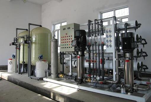 反渗透水处理净化设备