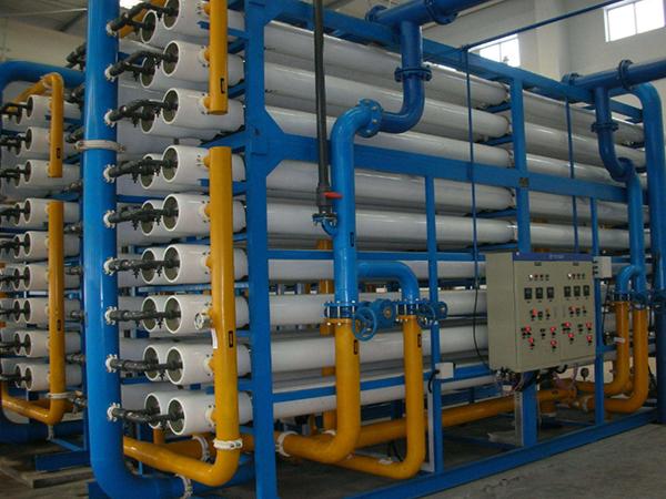 反渗水处理设备的常见故障剖析与处理!