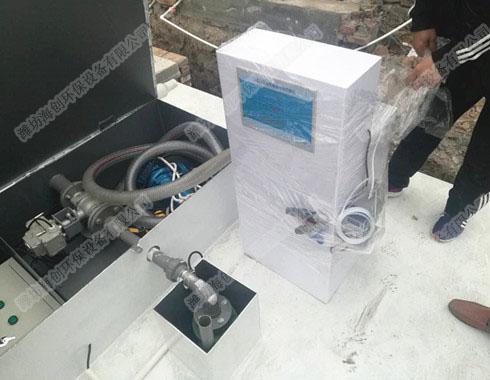 湖南人民医院污水处理项目