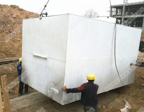 分享食品加工污水处理设备在出厂前的质量检验步骤有哪些方法检验