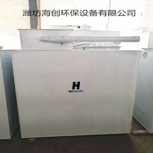 防城港食品加工污水处理设备