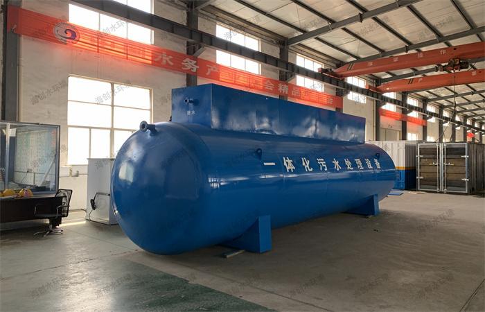 食品加工污水处理设备的维护