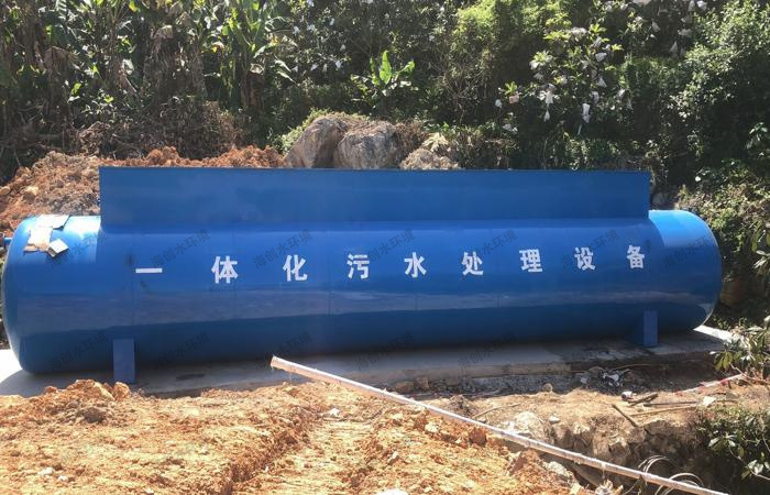 小型食品加工污水处理设备的维护