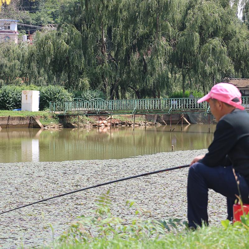 户外休闲-钓鱼