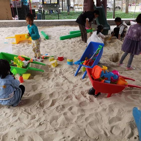昆明度假山庄-儿童游乐园