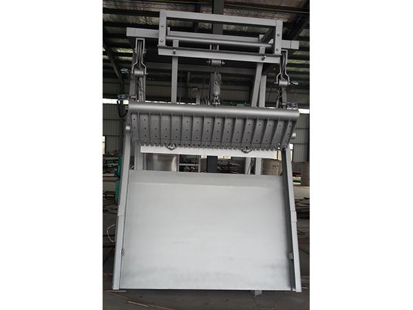 GSY型移动格栅机除污机