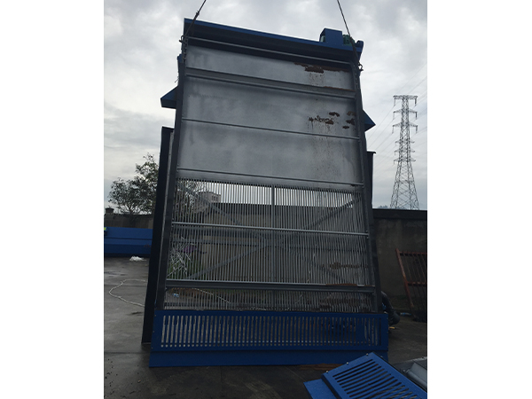 GSHP型耙式格栅除污机
