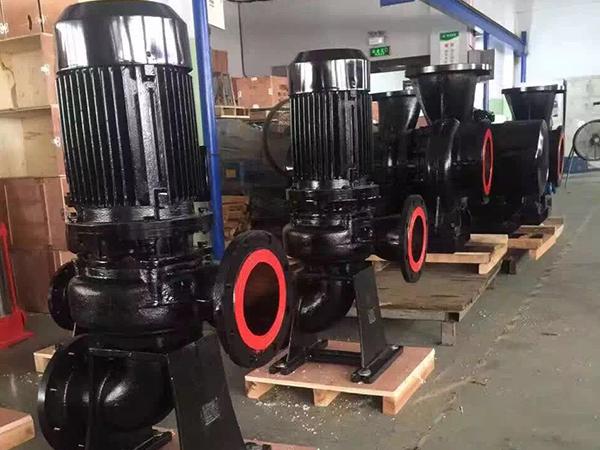 WL立式排污泵