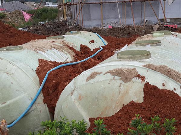 玻璃钢一体化污水设备