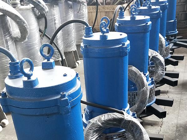 福建潜水曝气机
