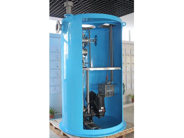一體化泵站