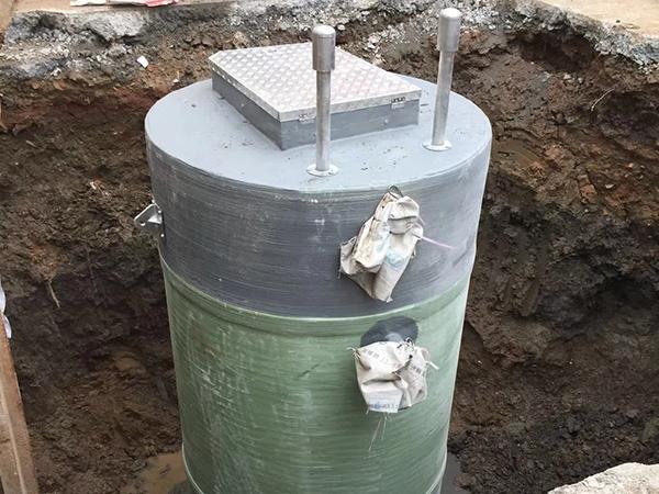 一體化汙水處理泵站