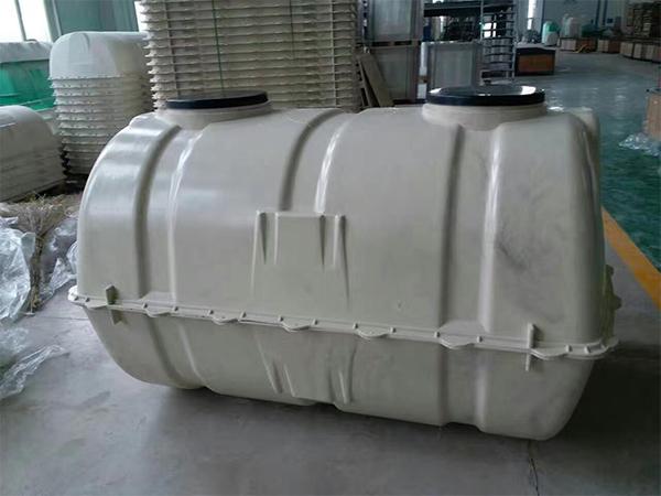 一體化生活汙水處理設備