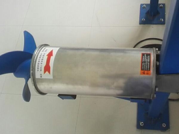 節能型潛水攪拌機選型注意事項