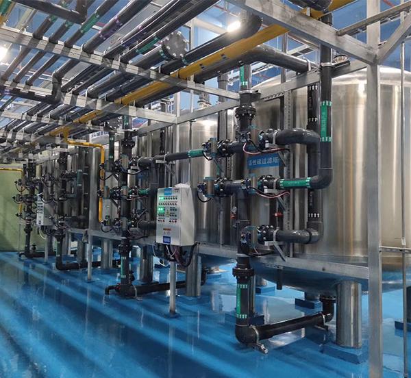 福州EDI去离子水处理设备