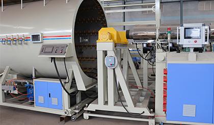 真空定徑保溫管青島AG平台充值塑料機械公司介紹簡介