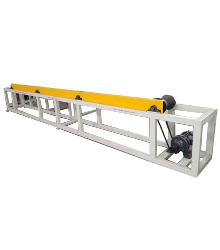 Pipe loading machine equipment