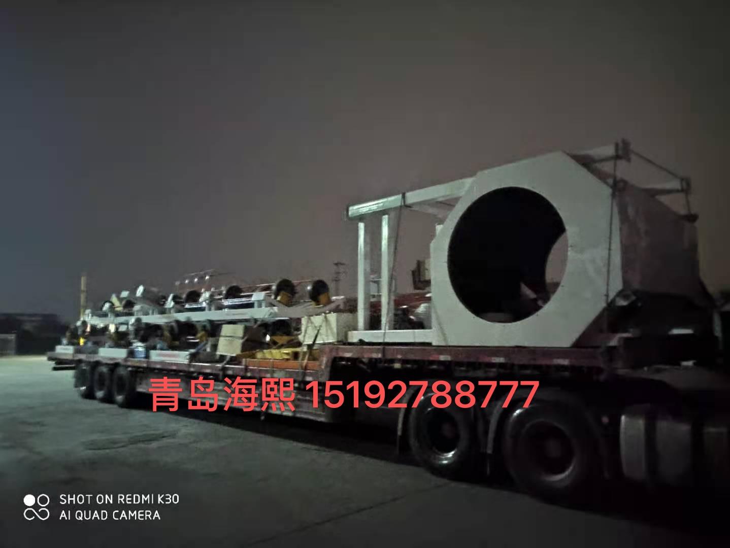 河南子良管道制造有限公司第四車