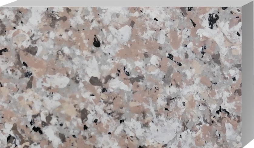 白銹粉多彩水包水 S3110