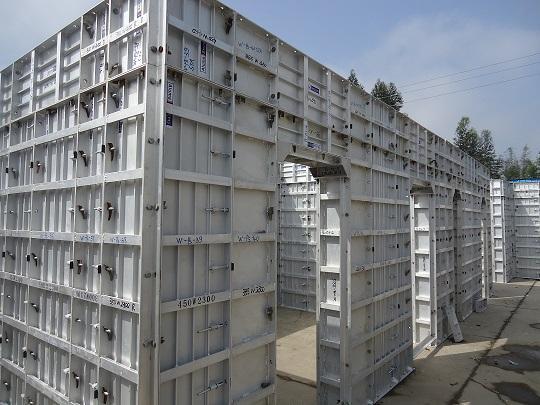 建筑铝模板适用于哪些工程