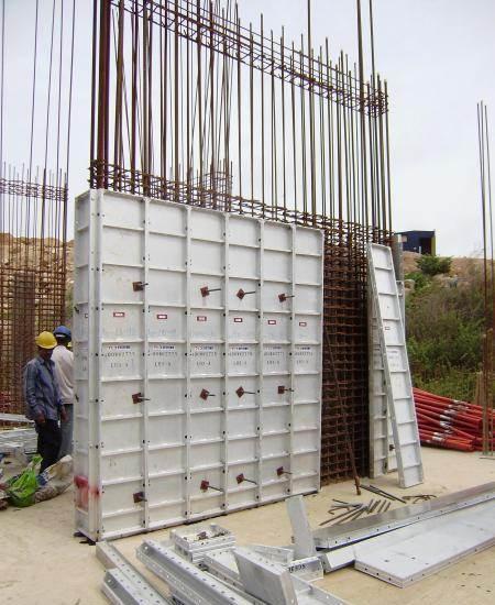 关于建筑铝模板为建设做的贡献