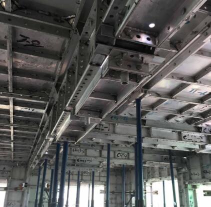 焊接铝合金模板时的注意事项