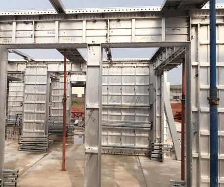 建筑铝模板的优势具体在哪几方面