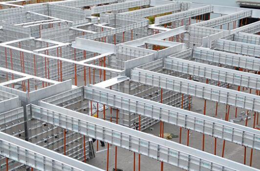 铝模板适用于哪些建筑工程?