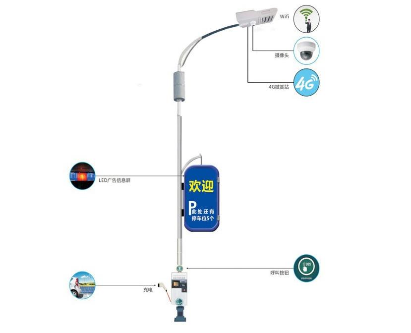 智慧路灯HF-265