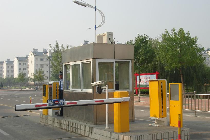 昆明停车场管理系统