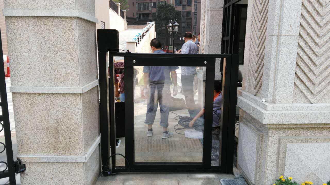 关于门禁系统中,如何防尾随?