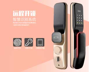 智能锁指纹锁家用防盗门密码锁智能门锁电子锁防猫眼