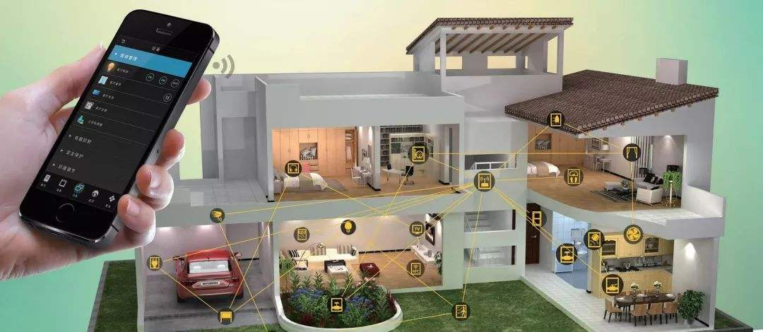 传感器在AG平台app智能家居中的作用是什么?