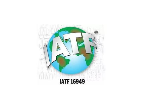 IATF16949 汽車行業質量管理體係認證