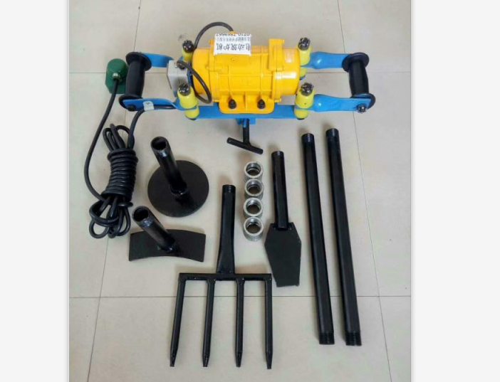 QD-II电动筑炉机