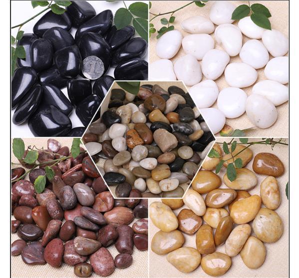 襄阳鹅卵石厂家分享区分鹅卵石和玉石的方法