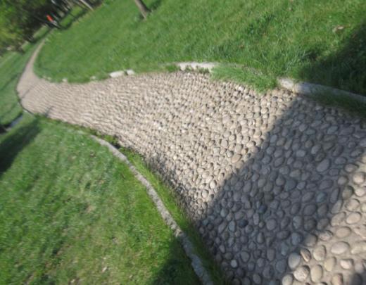 河道石景观
