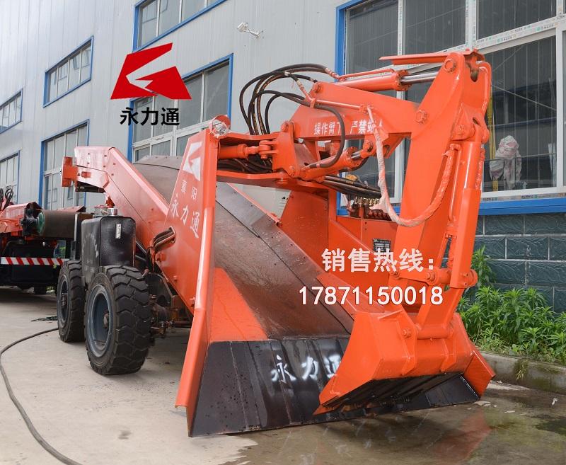 贵州80型轮式扒渣机