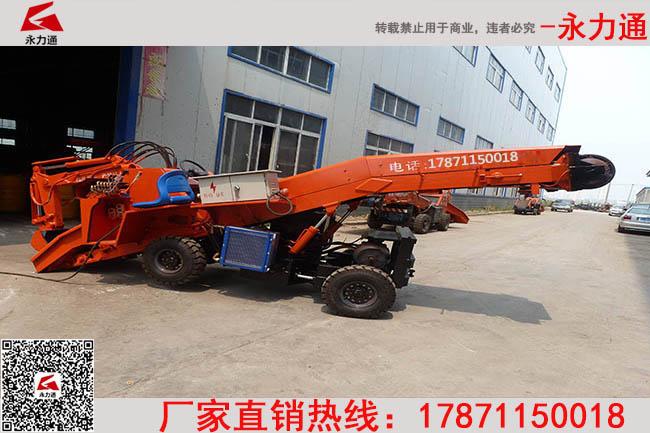 黑龙江80型轮式刮板扒渣机
