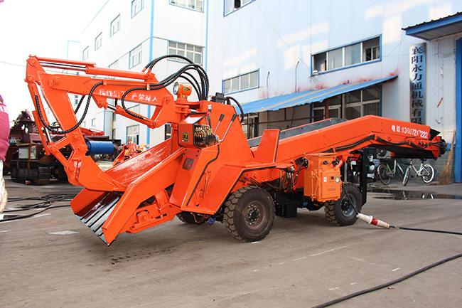 渭南小型扒渣机煤矿专用型号推荐
