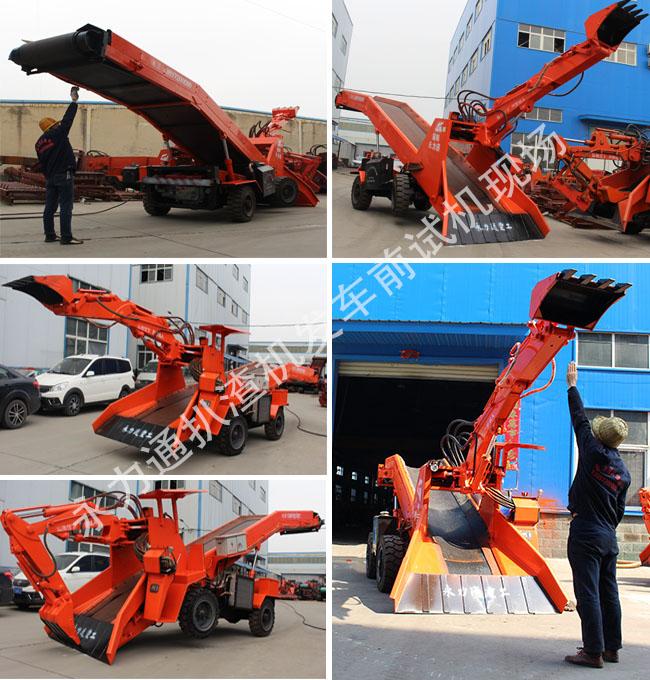 永力通大型扒渣机推荐:浙江120型扒渣机和160型扒渣机