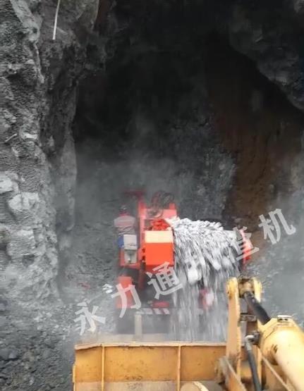 矿用扒渣机使用条件
