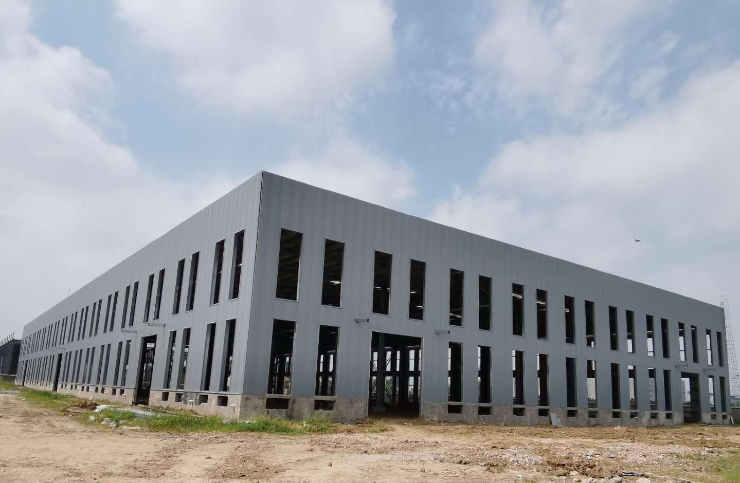 永力通新厂区建设