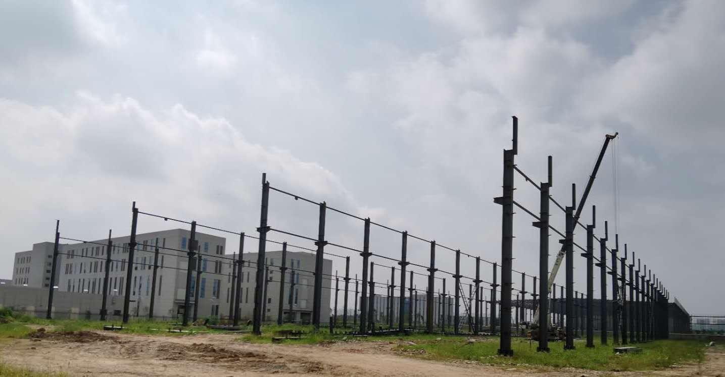 永力通厂区建设工程