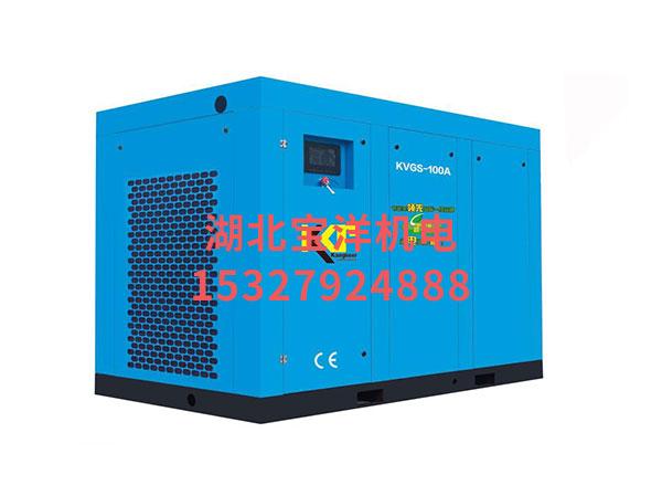 WVGS-100A 变频空压机