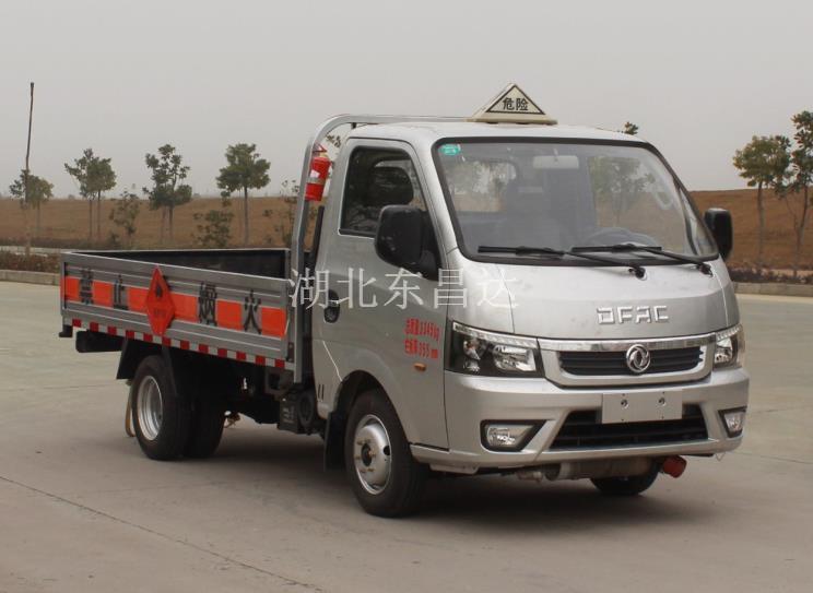 EQ5035TQP16QCACWXP型气瓶运输车