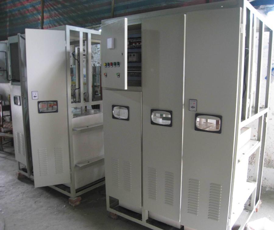 高壓電機軟啟動柜的軟停車是什么