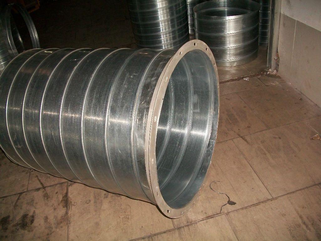 十堰通風管道與排煙管道的區分方法