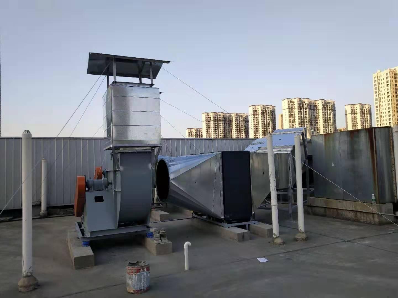 襄阳通风工程案例