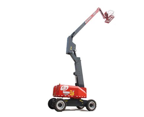 柴油曲臂高空作业平台